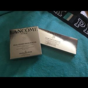 Lancôme dual finish highlighter & glow for it